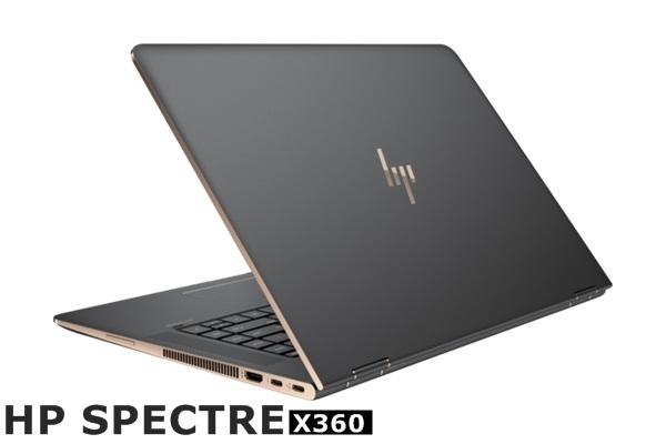 Laptop Canggih 2 in 1 Hp Spectre X360