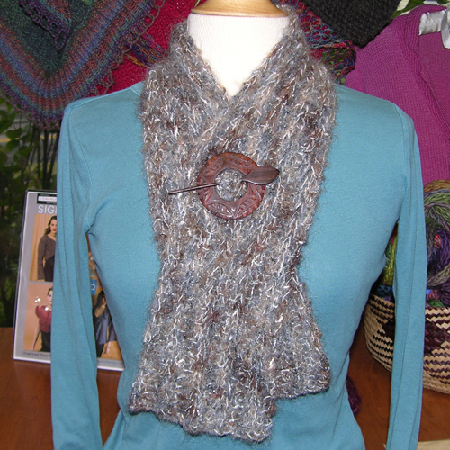 kyarns: Wrap these around your neck! New free patterns for ...