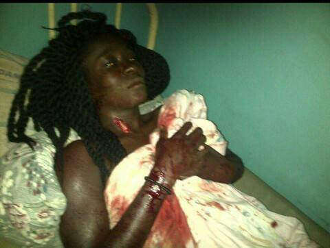 Lady Stabbed By Her Ex-Boyfriend's Friend Whom She Helped In Kwara state