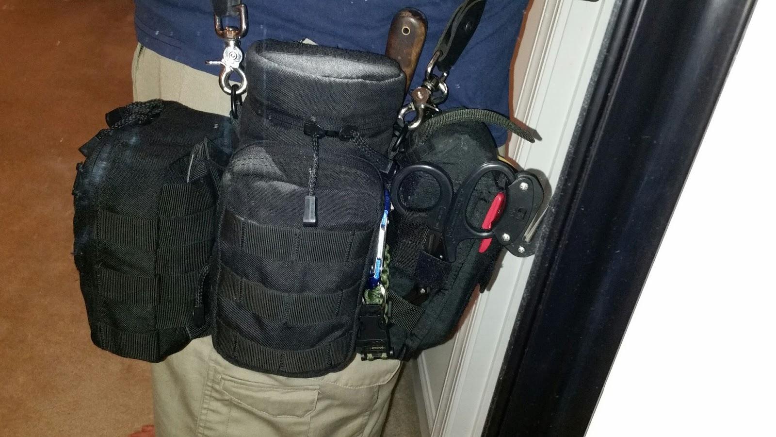 The 7 P's Blog: EDC Bag Version 2 0