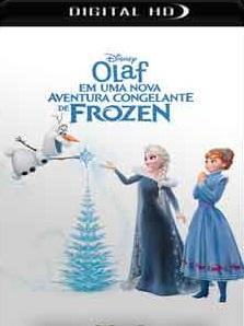 Olaf – Em Uma Nova Aventura Congelante de Frozen 2017 Torrent Download – BluRay 720p e 1080p 5.1 Dublado / Dual Áudio