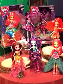 Equestria Girls - Legends of the Everfree - Toy Fair 2016 Dolls