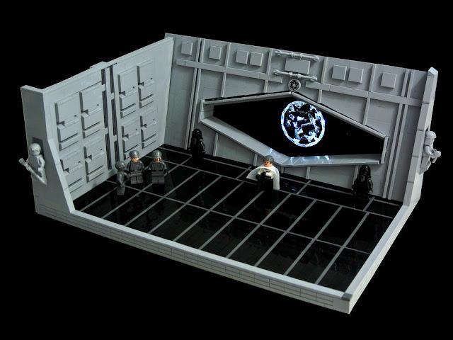Tiles Or Studs Krennic 39 S Stardestroyer From Star Wars