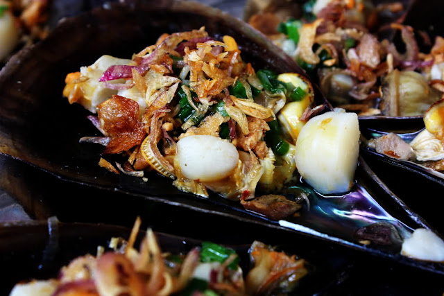 Bài 3: Review quán ăn Long Vũ ở Nha Trang