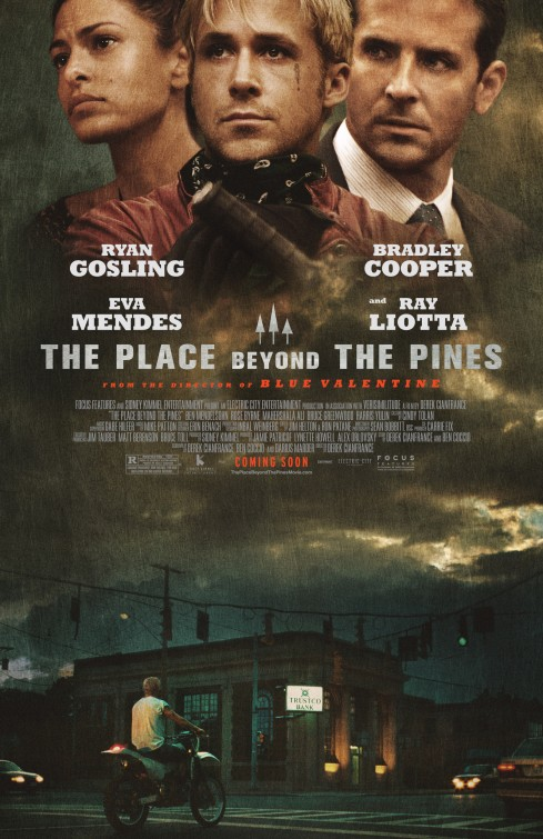 Place Beyond The Pines movie poster
