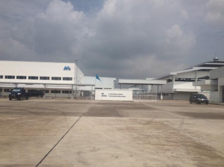 INFO LOKER PT.Aisin Indonesia Automotive Kawasan KIIC