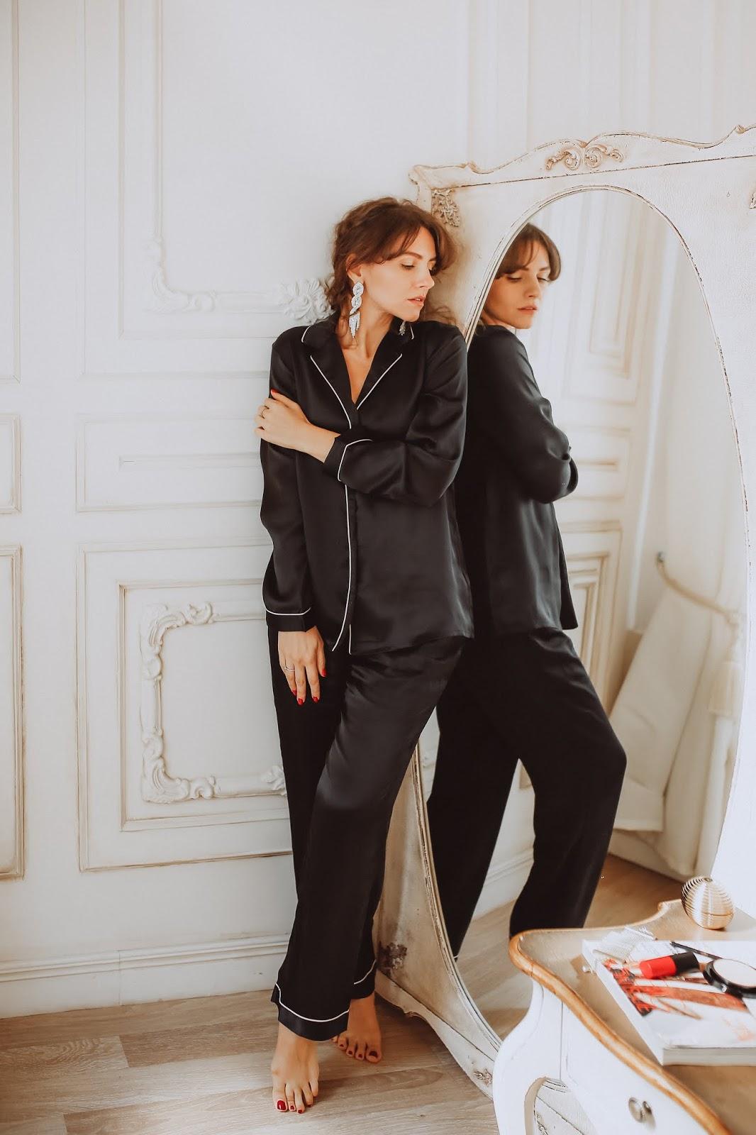 роскошная пижама