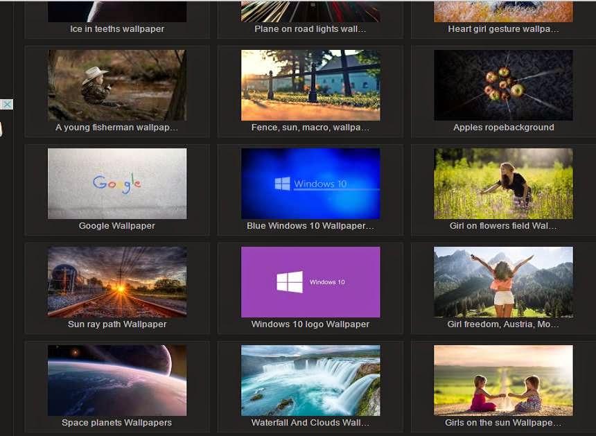 أفضل عشرة مواقع عبر الأنترنت لتحميل خلفيات عالية الدقة لأي موضوع تريده