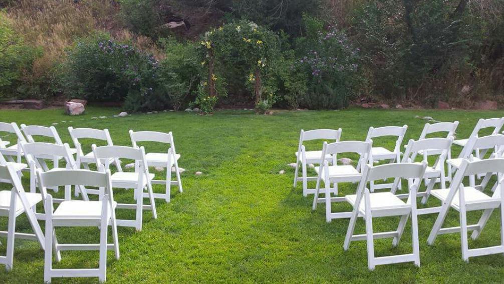Stone Mountain Lodge and Cabins Wedding Venue