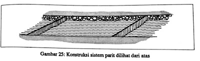 Wadah Budidaya Perikanan : Kolam Parit