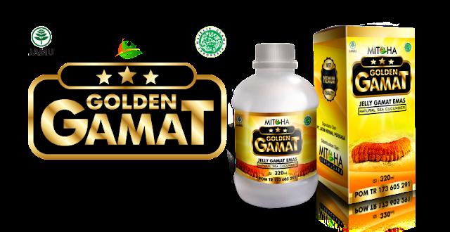 Distributor Jelly Golden Gamat Emas MITOHA Padang Sumatera Barat