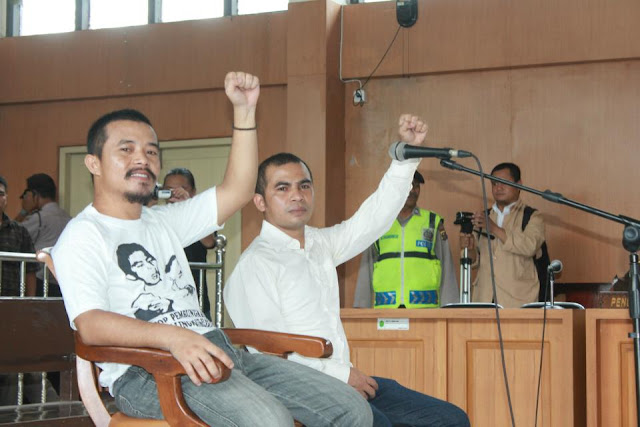 ANWAR SADAT: Aktivis Lingkungan Yang Dikriminalisasi Karena Membela Petani di Sumatera Selatan
