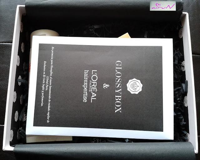 muestras loreal glossybox