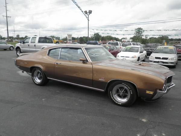 1970 Buick Gran Sport 455 for Sale - Buy American Muscle Car