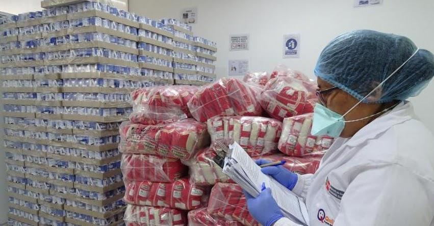 QALI WARMA: Programa social inicia distribución de 16.8 toneladas de alimentos a 222 instituciones educativas en la región Moquegua - www.qaliwarma.gob.pe