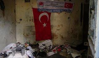 Turkish Gas Attack in Afrin