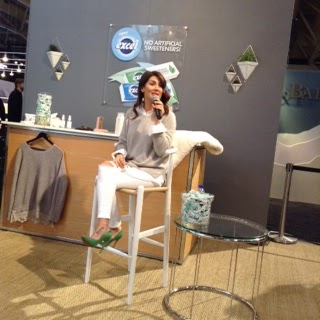 Excel Naturally Sweetened Lounge with Jillian Harris