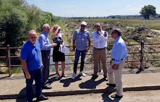 Συνεχίζονται οι εργασίες καθαρισμού και συντήρησης σε ποταμούς και χείμαρρους  της Π.Ε Ηλείας