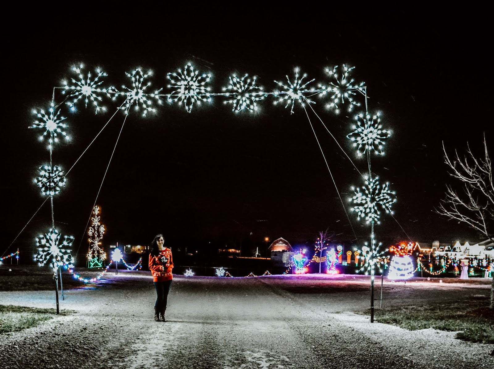 Shipshewana Lights of Joy