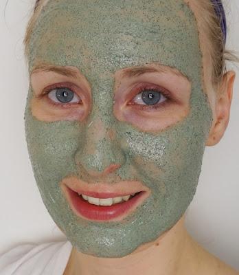 LUSH - Love Lettuce (frische Gesichtsmaske)