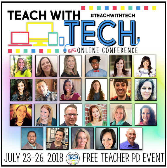 Teach with Tech Conference Presenters