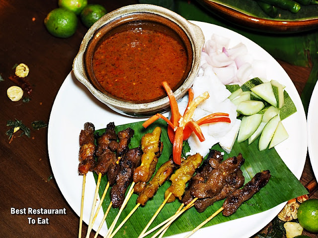 Four Points By Sheraton Puchong Buffet  Chicken Beef Satay