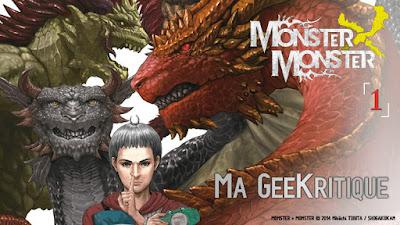 [GeeKritique] Ma critique de Monster X Monster Tome 1