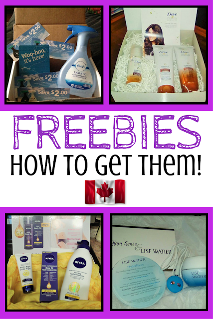How to Get Freebies in Canada