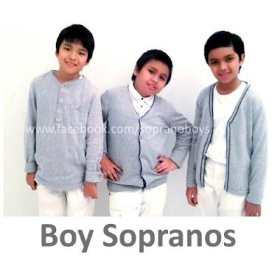 Damai Bersamamu - Boy Sopranos