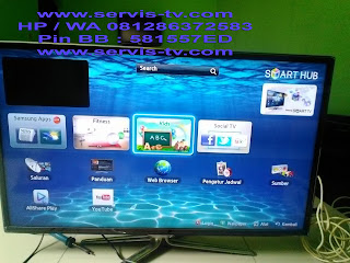Perbaikan LED Samsung Smart TV UA55ES6220M