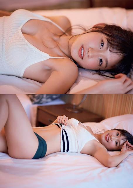 Suzuki Erika 鈴木えりか Weekly Playboy No 21 2018 Photos