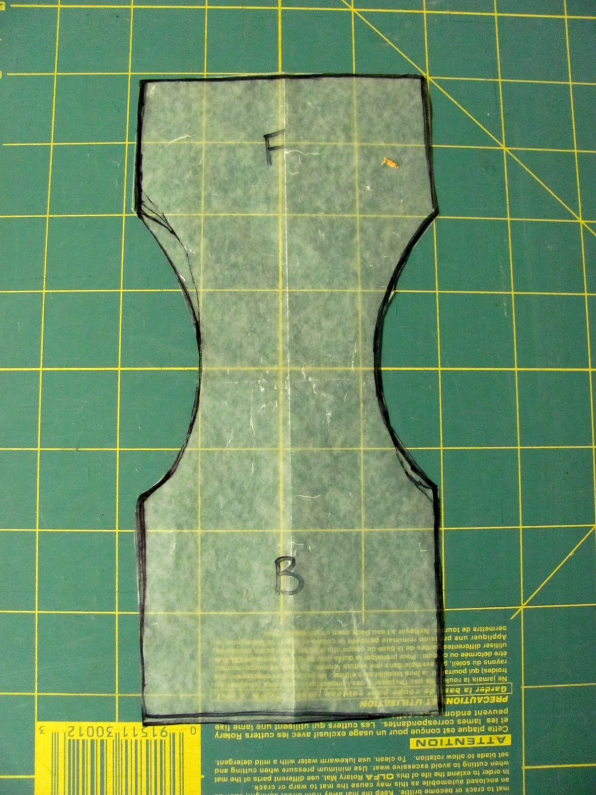 It's a Long Story: DIY cloth training pants!