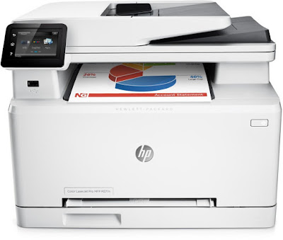 HP LaserJet Pro MFP M277N Driver Download
