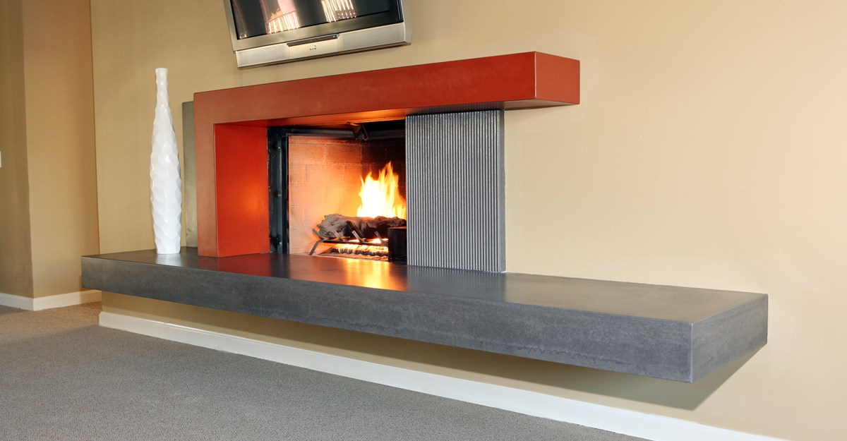 Live With What You Love: Decorating Your Fireplace with ...