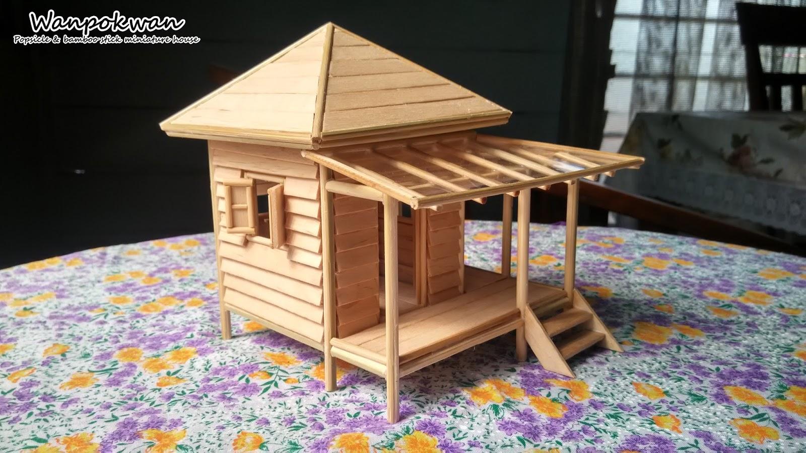 Sebelah Kiri Ala2 Rumah Jepun Sikit