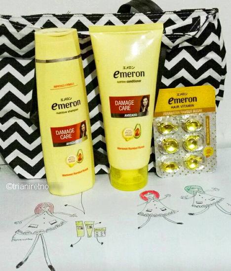 Emeron Complete Hair Care Lembut Merawat Rambut yang Sering Diwarnai