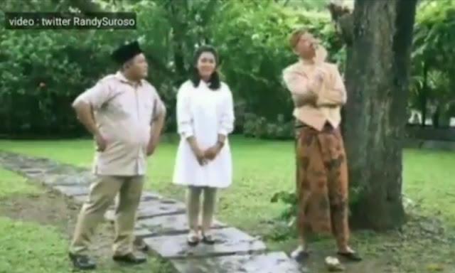 Abu Janda Bikin Video Parodi Sindir Prabowo, Netizen: Kalau yang Bikin Oposisi, Langsung Diciduk