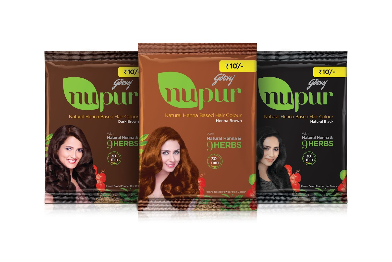 Godrej Nupur Takes A Big Step In Democratising Hair Colour With The
