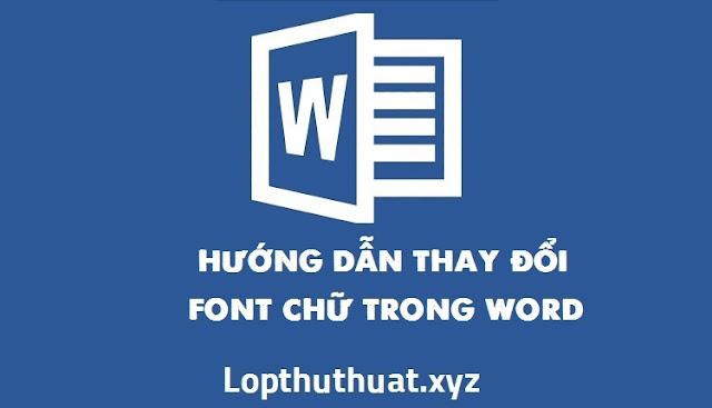 Hướng dẫn chuyển đổi Font chữ sang Unicode