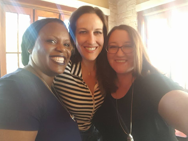 Shannon West, Lydia Fiedler, Caron Bailey