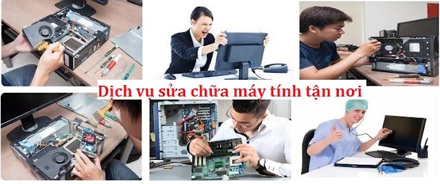 Sửa chữa máy tính tận nơi