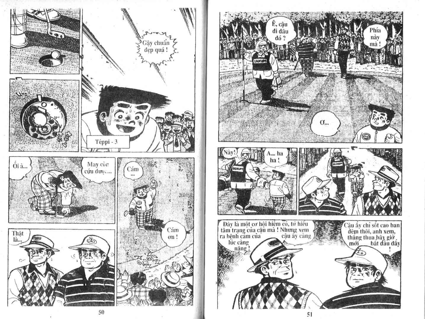 Ashita Tenki ni Naare chapter 41 trang 24