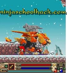 Hack ninja school 1