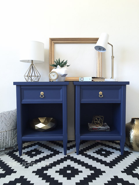 night stand makeover ideas, bedside table ideas, sparkling nightstand makeovers, updating nightstands, antique nightstand makeovers, DIY nightstand makeovers