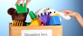 Sort Toys to donate