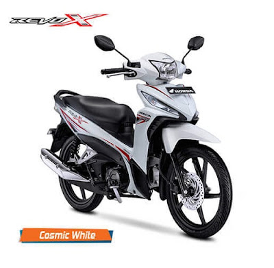 Review Honda Revo X