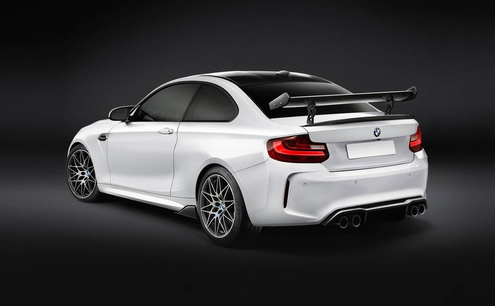 BMW M2 GTS by Alpha-N Performance bok
