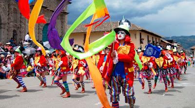 Carnaval Lampa Puno, Carnavales Perú, mejores carnavales de Perú