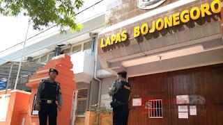 Ini Kronologis Percobaan Melarikan Diri Napi Teroris Lapas 2A Bojonegoro