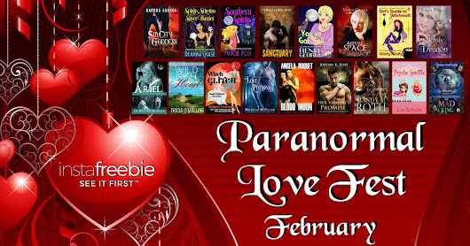 Read Your Heart Out With 17 #FREE Paranormal Romance #Books #ParanormalLoveFest #PNR